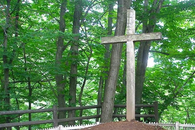 jesus-grave-japan
