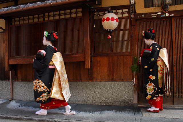 Geisha ở Kamishichiken