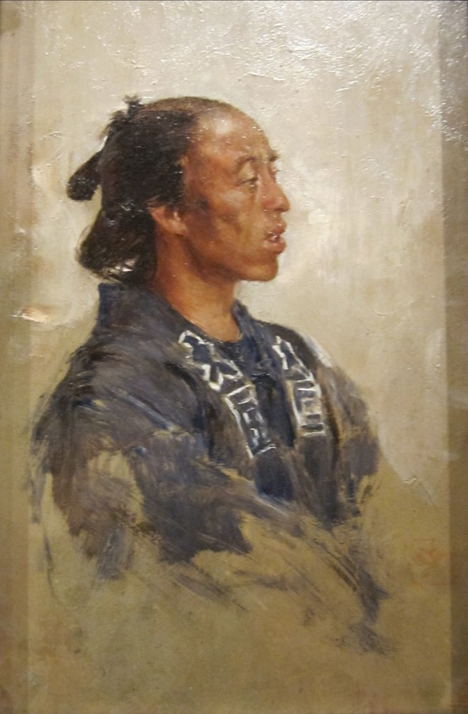 búi tóc Samurai