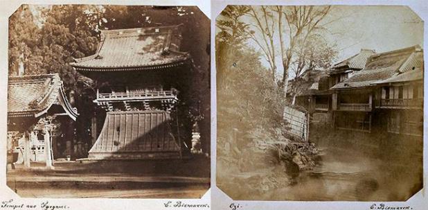 Đây phải chăng là những bức ảnh đầu tiên về Nhật Bản?