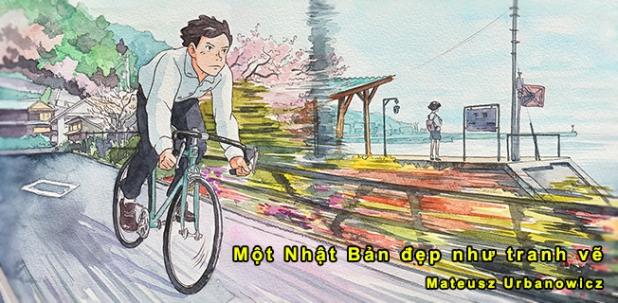 Nhật Bản hiện đại quatranh