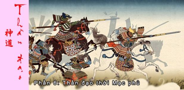 Thần đạo Shinto (P6): Thần đạo thời Mạcphủ