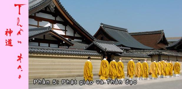 Thần đạo Shinto (P5): Thần đạo và Phậtgiáo