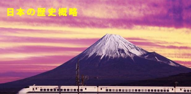 Tóm tắt lịch sử NhậtBản