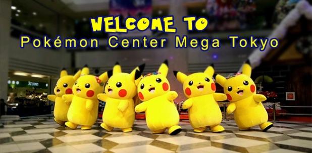Mở cửa Trung tâm Pokemon lớn nhất NhậtBản