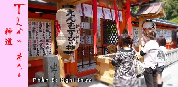 Thần đạo Shinto (P8): Nghithức