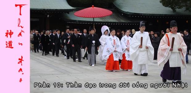 Thần đạo Shinto (P10): Thần đạo trong đời sống ngườiNhật