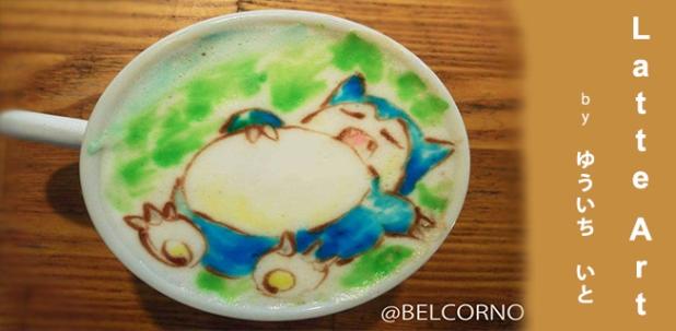 """Cốc Cafe Latte mà bạn sẽ """"không muốnuống"""""""
