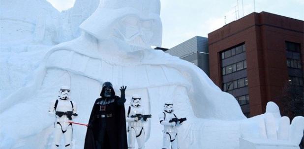 Lễ hội Tuyết Sapporo2015