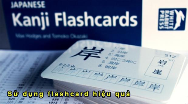 Sử dụng flashcard cho hiệuquả