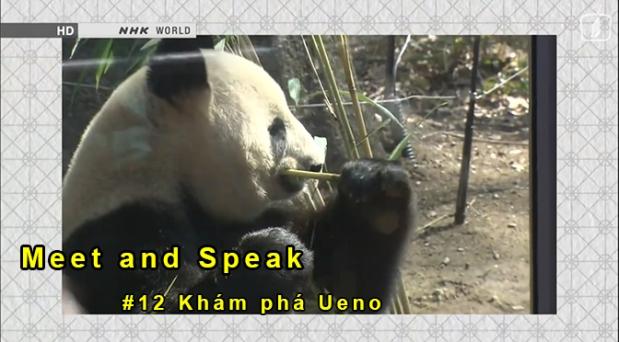 Meet and Speak tập 12: Khám pháUeno