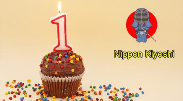Nippon Kiyoshi tròn 1tuổi