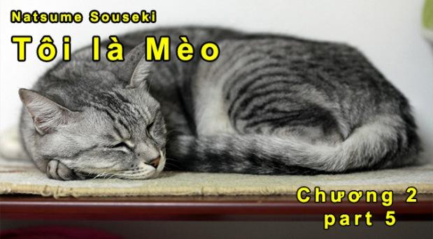 """""""Tôi là mèo"""" – Chương 2 (part5)"""