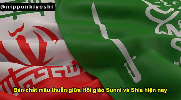 Bản chất mâu thuẫn giữa Hồi giáo Sunni và Shia hiệnnay