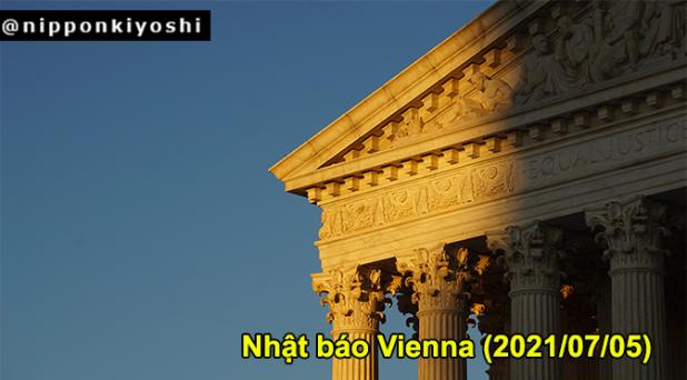 Nhật báo Vienna2021/07/05