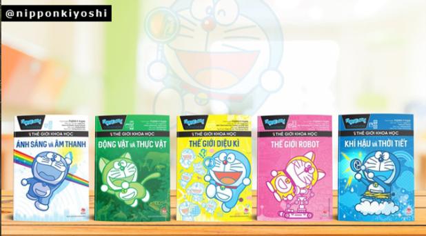 Doraemon Thế giới khoahọc